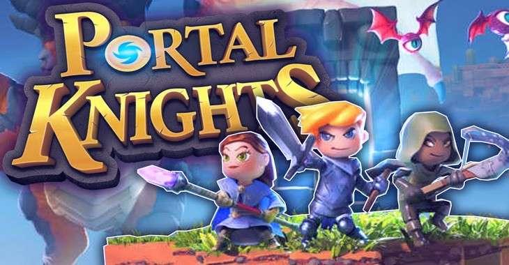 Чит коды на Portal Knights : Dark Chaser, как взломать Золото и Драгоценные камни