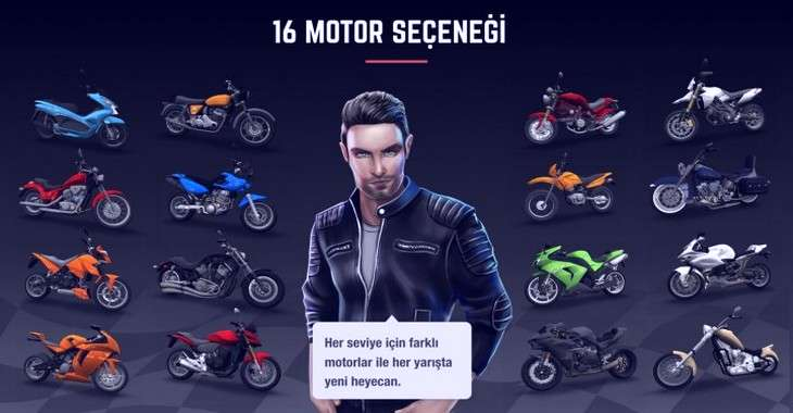 Чит коды на Racing Fever: Moto, как взломать Монеты