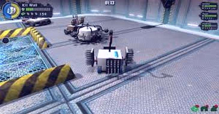 Чит коды на Robot Arena, как взломать Золото и Драгоценные камни