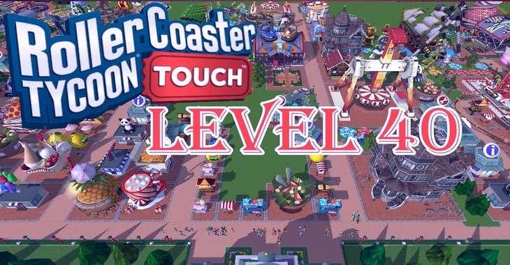 Чит коды на RollerCoaster Tycoon Touch, как взломать Карты и Монеты