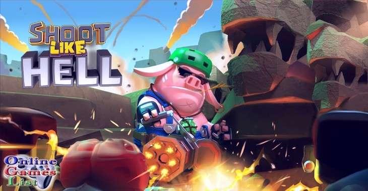Чит коды на Shoot Like Hell: Swine vs Zombies, как взломать Золото и Драгоценные камни