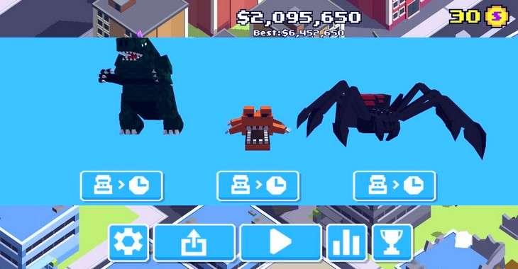 Чит коды на Smashy City: Monster Battles, как взломать Монеты и Драгоценные камни