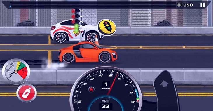 Чит коды на Super Racing GT : Drag Pro, как взломать Деньги и Нитро