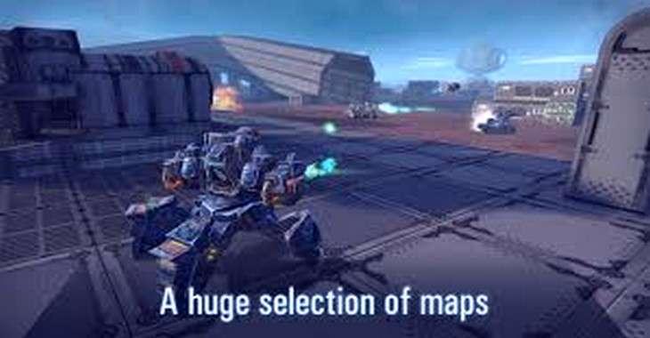 Чит коды на Tanks VS Robots, как взломать Золото, Топливо и Серебро