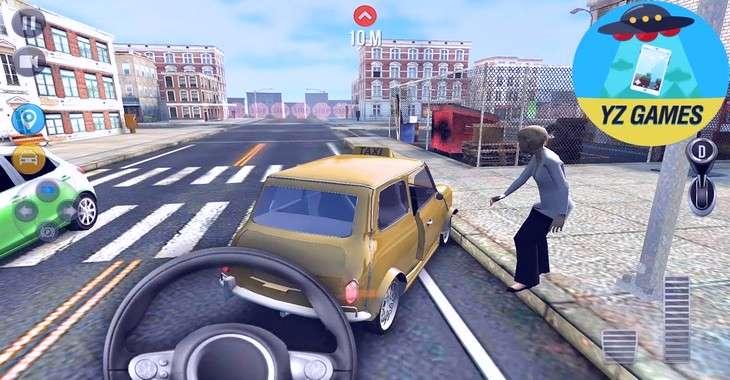 Чит коды на Taxi Simulator 2018, как взломать Деньги