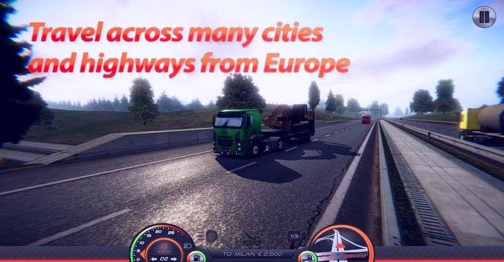 Чит коды на Truck Simulator Europe 2 Free, как взломать Монеты, Авто и Топливо