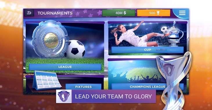 Чит коды на Women's Soccer Manager, как взломать Деньги