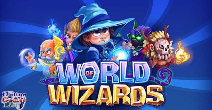 Чит коды на World Of Wizards, как взломать Золото и Зелья