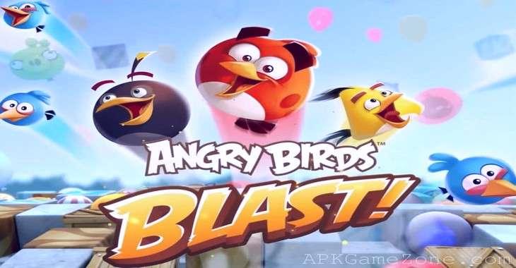 Чит коды на Angry Birds Blast, как взломать Монеты и Бустеры