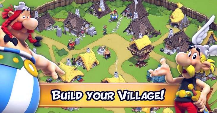 Чит коды на Asterix and Friends, как взломать Монеты, Камни и Еда