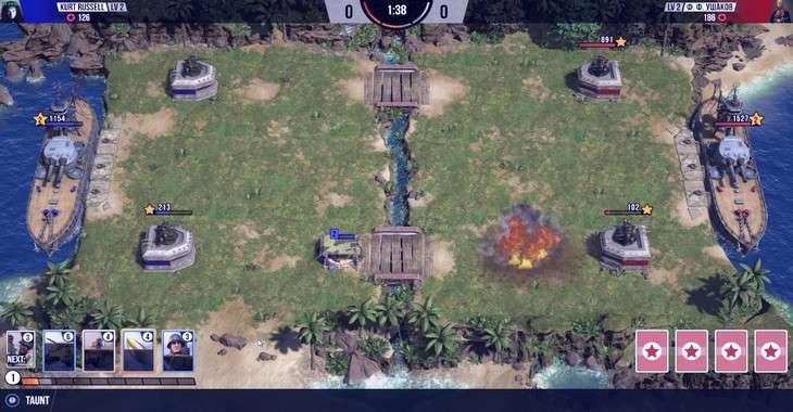 Чит коды на Battle Islands: Commanders, как взломать Золото