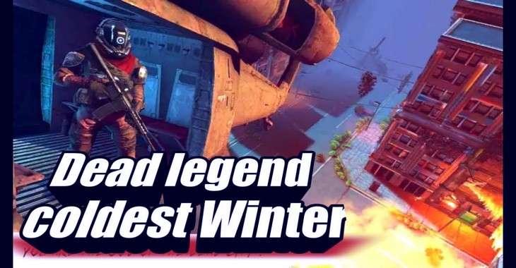 Чит коды на Dead Legend — Coldest Winter, как взломать Деньги и Звезды