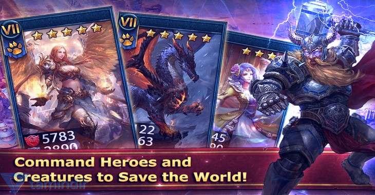 Чит коды на Deck Heroes, как взломать Звезды и Драгоценные камни