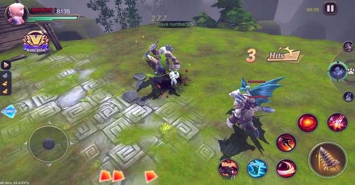 Чит коды на Demong Hunter 3, как взломать Монеты и Зелья