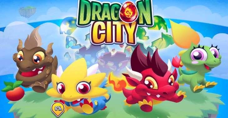 Чит коды на Dragon City, как взломать Драгоценные камни и Золото