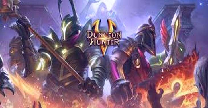 Чит коды на Dungeon Hunter 5, как взломать Золото и Алмазы