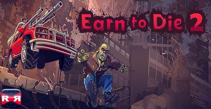 Чит коды на Earn to Die 2, как взломать Деньги и Скорость