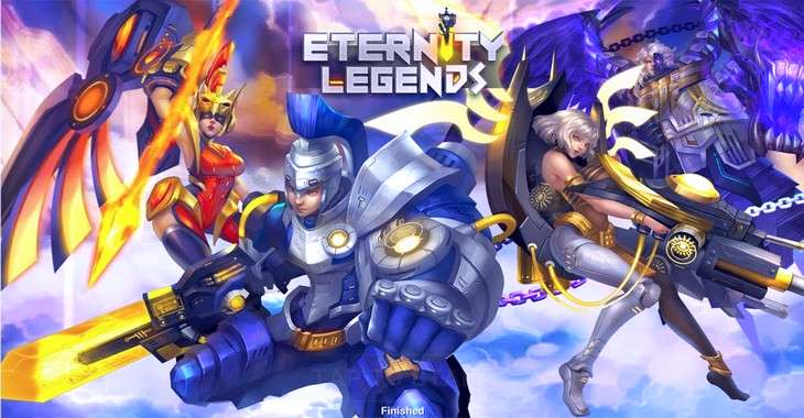 Чит коды на Eternity Legends, как взломать Монеты и Кристаллы