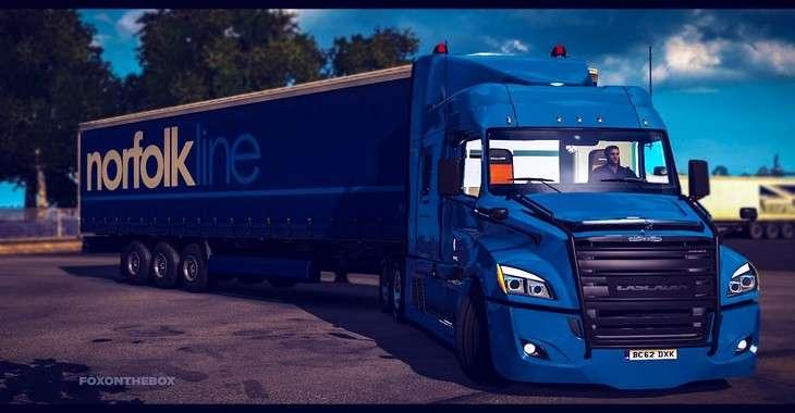 Чит коды на Euro Truck Simulator 2018, как взломать Деньги