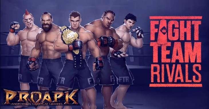 Чит коды на Fight Team Rivals, как взломать Деньги и Кристаллы
