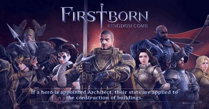 Чит коды на Firstborn: Kingdom Come, как взломать Золото и Серебро
