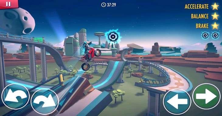 Чит коды на Gravity Rider: Power Run, как взломать Очки и Звезды