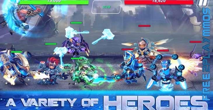 Чит коды на Heroes Infinity, как взломать Монеты и Кристаллы