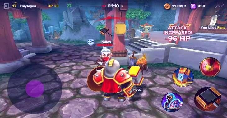 Чит коды на Heroes Rage, как взломать Монеты и Драгоценные камни