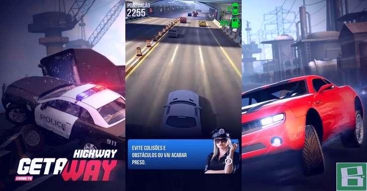Чит коды на Highway Getaway: Chase TV, как взломать Деньги и Драгоценные камни