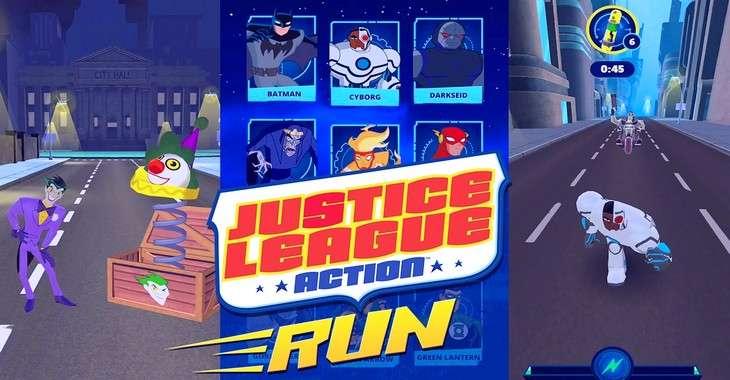 Чит коды на Justice League Action Run, как взломать Монеты и Токены