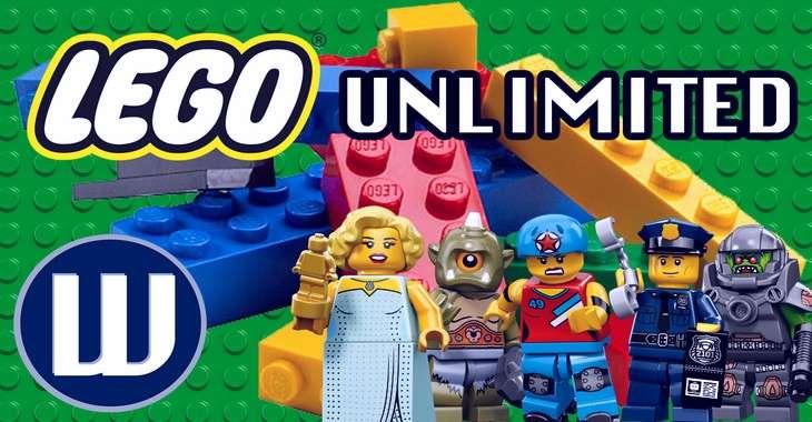 Чит коды на LEGO UNLIMITED, как взломать Бессмертие и Блоки