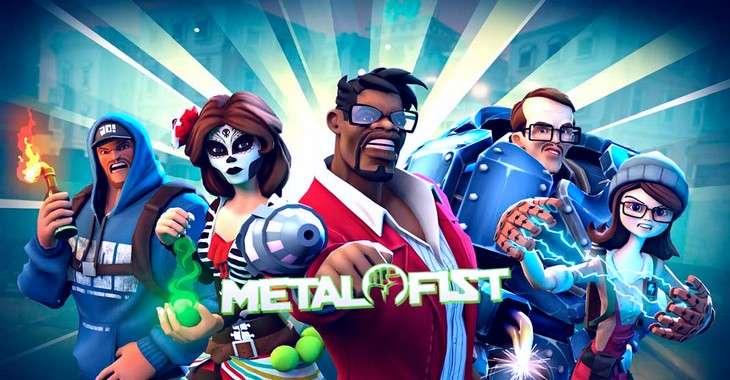 Чит коды на Metal Fist, как взломать Монеты и Энергия