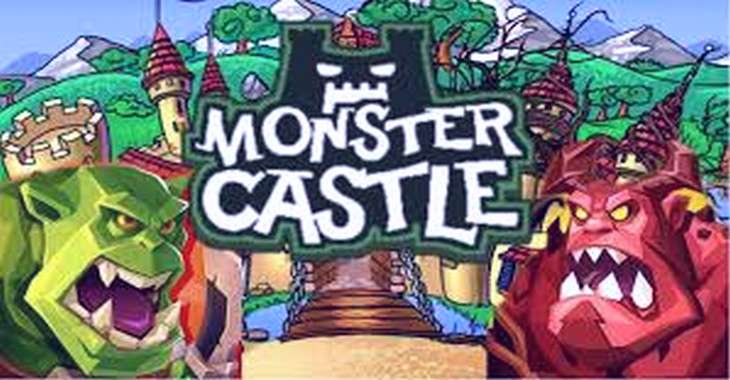 Чит коды на Monster Castle, как взломать Кристаллы