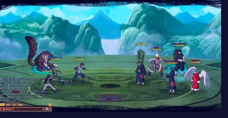 Чит коды на Ninja World, как взломать Золото и Энергия