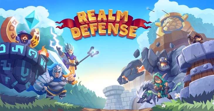 Чит коды на Realm Defense: Hero Legends, как взломать Зелья, Монеты и Драгоценные камни