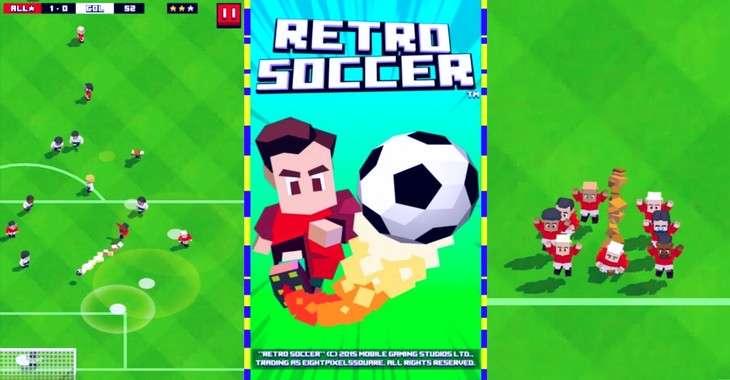 Чит коды на Retro Soccer, как взломать Монеты и Бустеры