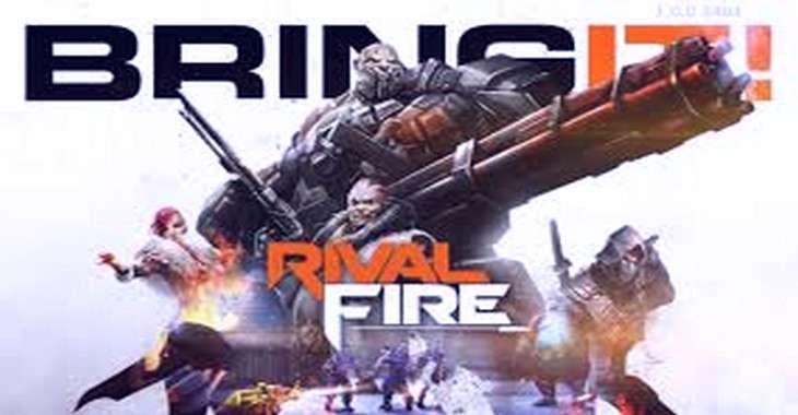 Чит коды на Rival Fire, как взломать Драгоценные камни