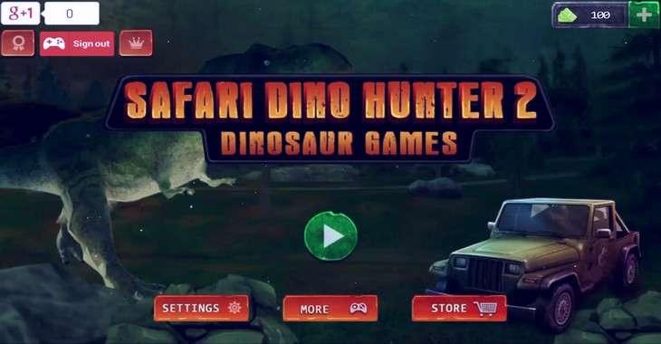 Чит коды на Safari Dino Hunter 2, как взломать Деньги