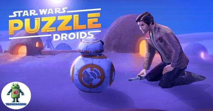 Чит коды на Star Wars: Puzzle Droids, как взломать Кристаллы и Жизни