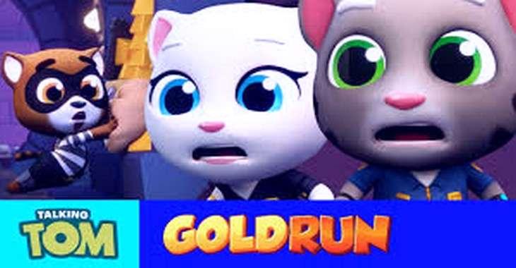 Чит коды на Talking Tom Gold Run, как взломать Золото и Алмазы
