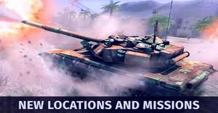 Чит коды на Tank Shooting Attack 2, как взломать Золото и Серебро