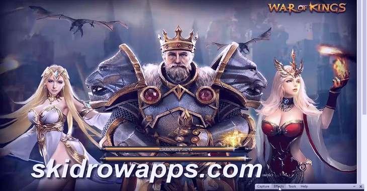 Чит коды на War of Kings, как взломать Серебро и Золото