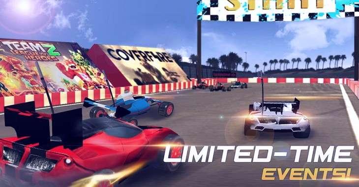 Чит коды на Xtreme Racing 2, как взломать Монеты и Кристаллы