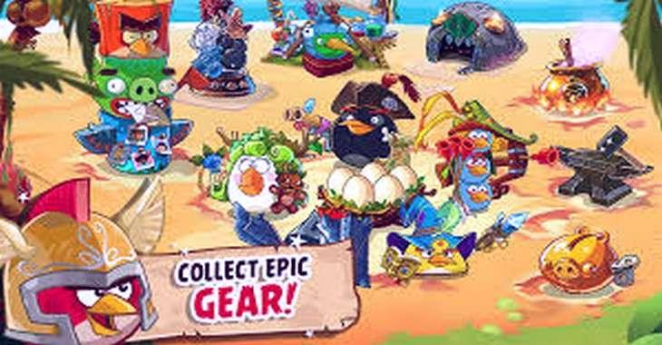 Чит коды на Angry Birds Epic RPG, как взломать Монеты и Зелья
