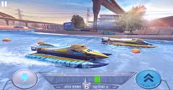 Чит коды на Boat Racing 3D, как взломать Деньги и Топливо