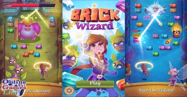Чит коды на Brick Wizard, как взломать Жизни и Деньги