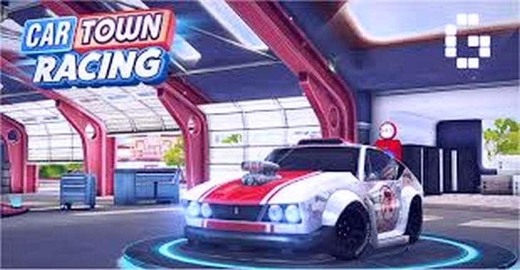 Чит коды на Car Town Racing, как взломать Монеты и Бриллианты