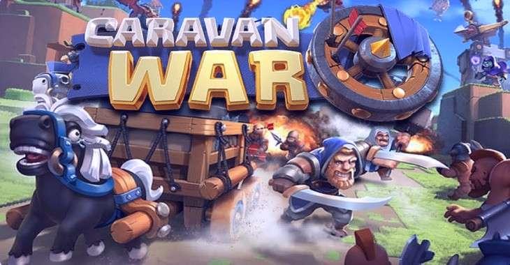 Чит коды на Caravan War, как взломать Золото, Драгоценные камни и Энергия