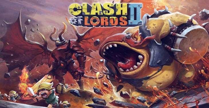 Чит коды на Clash of Lords 2, как взломать Кристаллы и Драгоценные камни