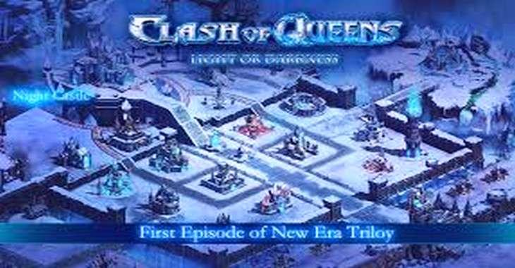 Чит коды на Clash of Queens, как взломать Золото, Еда и Дерево